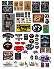 1: 24 1:18 BAR WHISKEY SIGN DECALS FOR DIECAST & MODEL CARS & DIORAMAS