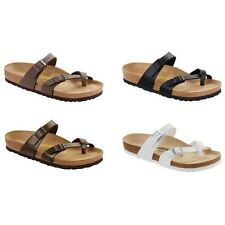 Birkenstock Mayari Sandals Birko-Flor - Made in Germany