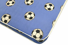 Blue Football Mattress, All Sizes, Shorty, Small Single, Single, Double Mattress