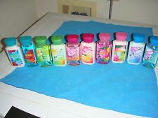Bath & Body Works Travel Size Shower Gel (17 Scents to Choose From)