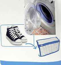 Laundry Sneaker Bag Mesh Just Throw in The Washing Machine Safe Cleaning NEW
