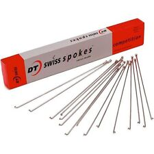 DT Swiss Competition 14g DB spokes w/ brass nipples - Box of 20