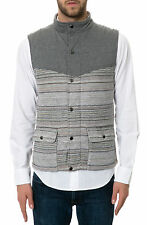 Karmaloop SLVDR The Rye Vest Charcoal