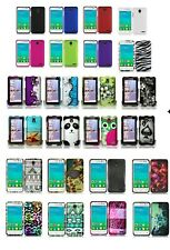 Alcatel One Touch Pop Star LTE A845G A845L Hard Phone Case + Screen Protector