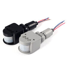 Outdoor AC 90~250V 180° Automatic Infrared Motion Sensor Switch for LED Lights