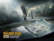 The Walking Dead 5B Hi-Res Movie Poster New World's Need Rick