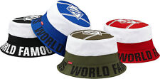 stussy HOT BRANDNEW SUPREME 14FW Supreme world famous Bucket HAT