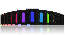 Robot Shockproof Armor Duty Kickstand Protective Case Cover for Apple iPad 2 3 4