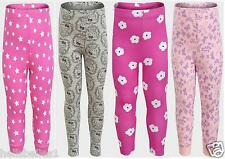 GIRL'S PATTERNED LEGGINGS INCLUDING A HELLO KITTY DESIGN 9 12 18MTHS 2-12 YRS