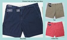 NWT $85 Polo Ralph Lauren Classic Fit Pony Chino Shorts Mens 44 46 50 48 44T NEW