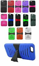 For Apple iPhone 6 Plus Arch Hybrid Stand Hard Multi Color Cover Case Accessory