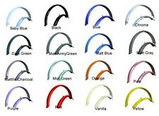 "24"" Beach Cruiser Bike Bicycle Fender set Pick Up 9 Colors Firmstrong"