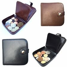 Style 154: Genuine Leather Gent's Tray Purse with Note Section by Golunski