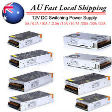 DC 12V LED Strip Light Universal Regulated Switching Power Supply NEW from AU