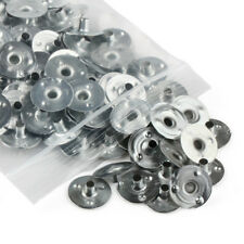 """Diameter 1/2"""" 12mm x 3mm Candle Wick Metal Sustainer Wick Tabs 100 to 1000PCS"""