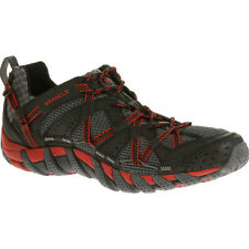 Merrell Waterpro Maipo Mens Aqua Shoes Black Red All Sizes