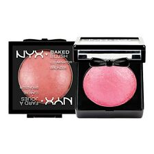 NYX Cosmetics Baked Blush- BBL , Pick Your 1 Color