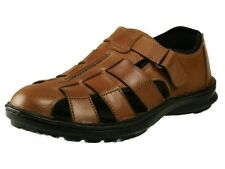 [68025] CLARKS SWING COVE SANDALS TAN BROWN  LEATHER MEN'S SIZE 9 TO 12 NIB