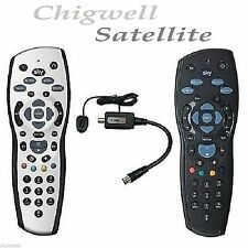 Sky+ 1TB or HD Rev 9 Genuine Replacement Tv Remote Control & Magic Eye