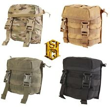 HSGI MOLLE 2QT Canteen-SAW Drum-GP Pouch-Multicam-Coyote-OD-Black-Kryptek
