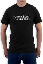 Ultimate Pi Day 3.14 2015 T-Shirt Math Teacher Geek Nerdy Gift Funny Cool