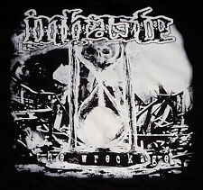 Inhaste - The Wreckage (black & white) shirt / New M L XL / Punk Hardcore Thrash