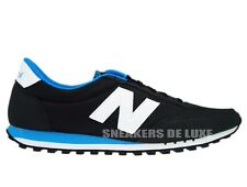 NEW BALANCE U410KB 410 BLACK / BLUE SHIPPING FROM EU