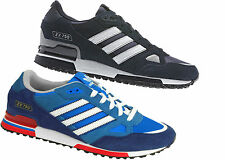 NEW ADIDAS ORIGINALS MENS ZX 750 RUNNING TRAINERS SHOES (ALL SIZES) NAVY/BLUE