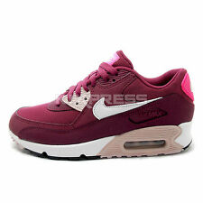 Nike WMNS Air Max 90 Essential [616730-600] NSW Running Villain Red/White-Pink