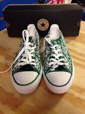 Converse Chuck Taylor All Star Low Top (OX) Bandana Green/White