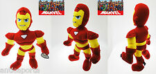 Peluche Originali Marvel Supereroi Enormi 70 cm Iron Man Wolverine Spiderman XXL