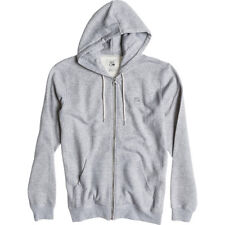 Quiksilver Everyday Heather Mens Zip Hoody Grey All Sizes