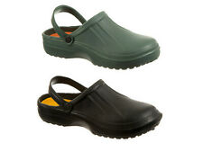 Women's Lightweight Mule Clogs, Slip On, Lightweight, Work Or Garden