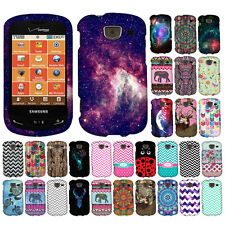 For Samsung Brightside U380 Elephant Aztec Snap On HARD Case Cover Accessory