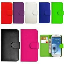 Wallet Leather Book Case Cover For Samsung Galaxy Latest Phones