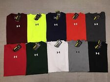 NWT UNDER ARMOUR MEN'S LOOSE FIT SHORT SLEEVE UA TEAM LOCKER T.SHIRT-S/M/L/XL/2X