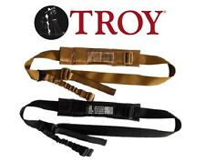Troy One Point BattleSling-SSLI-1PS-00-Black or Coyote
