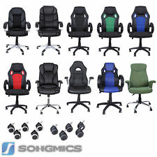 PU leather Office chair Swivel Chair Executive Computer Chair Chair Accessories
