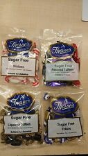 Thornes Sugar Free sweets Suitable for Diabetics Eclairs Liquorice Toffees Minto