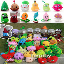 New Plants VS Zombies 2 Games Soft Plush Animals Dolls All Styles PVZ Toys