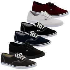 VANS Herren Damen Turn Skater Schuhe Sneaker Freizeit Canvas Klassiker Era Shoes