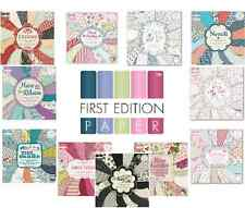 First Edition Premium 6x6 Paper Pad - 64 Sheets double & single sided designs