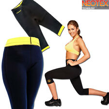 NEOTEX Woman Hot Thermo Neoprene Slimming Pants Body Shaper Fitness Pantie