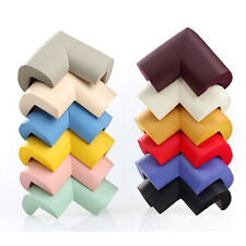 4 Pcs Child Baby Corner Edge Protectors Soft Safety Protection Cushion Guard