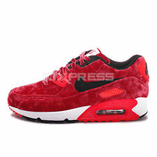 Nike WMNS Air Max 90 Anniversary [726485-600] NSW Running Velvet Red/Infrared