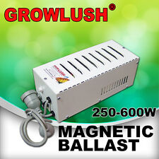 Quality Magnetic Ballast for Hydroponics Grow Light 250W 400W & 600W HPS & MH