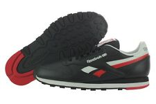 Reebok Classic Leather RE Heritage M45715 Black Casual Shoes Medium (D, M) Mens