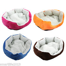 New Dog/Cat Bed Soft Warm Pet Beds Cushion Puppy Sofa Couch Mat Kennel Pad