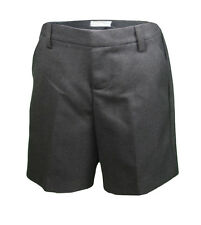 Ex M&S Boys Grey School Shorts  size 2/3 13/14 yrs RRP £10 adjustable waistbands