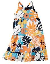 NWT Gymboree Tropical Bloom Tiered Tropical Floral Dress Size 3,4,5